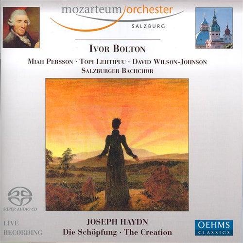 HAYDN: Schopfung (Die) (The Creation) by Salzburger Bachchor