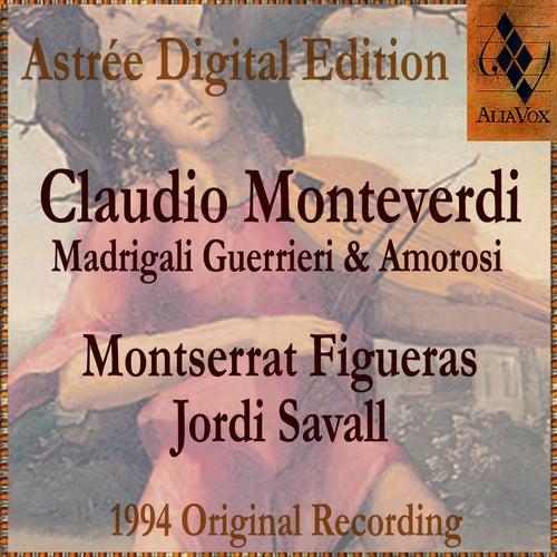 Claudio Monteverdi: Madrigali Guerrieri Et Amorosi by Jordi Savall