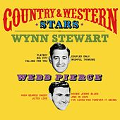 In Person: Country & Western Stars Wynn Stewart & Webb Pierce by Various Artists