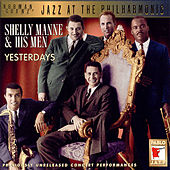 Yesterdays: Live In Europe by Shelly Manne