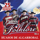 25 Exitos Padres del Folcklore (Vol. 6) by Los Huasos De Algarrobal