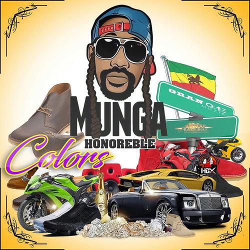 Colors - Single by Munga