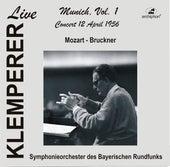 Klemperer Live: Munich, Vol. 1 — Mozart & Bruckner (Historical Recordings) von Various Artists