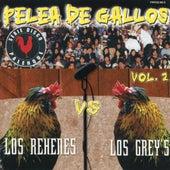 Pelea De Gallos, Vol. 9 by Los Grey's