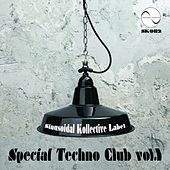 Special Techno Club, Vol. 1 - EP by Various Artists