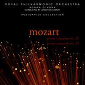 Mozart: Piano Concertos No. 21 & 23 by Ronan O'Hora (piano)