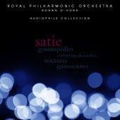 Satie: Gymnopédies No. 3, Embryons Desséchés, Nocturnes, Gnossiennes by Ronan O'Hora (piano)