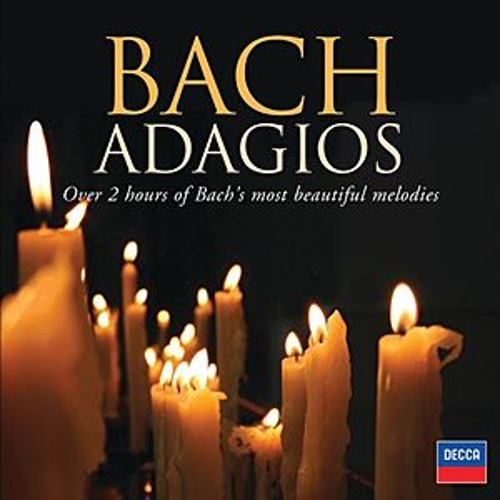 Bach Adagios by Various Artists