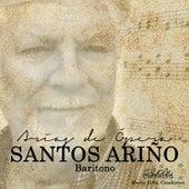 Santos Ariño, Arias by Santos Ariño