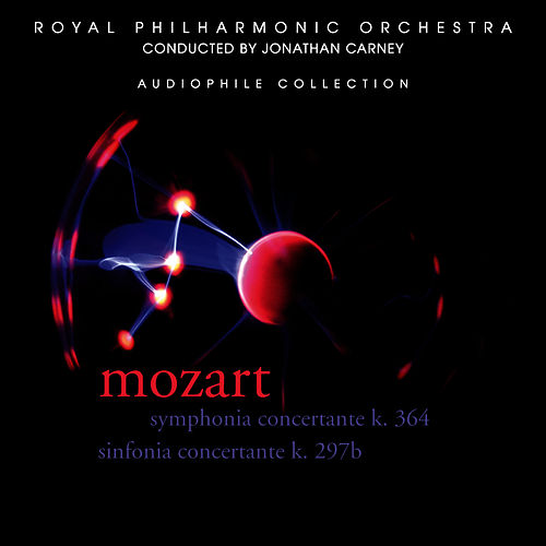 Mozart: Sinfonia Concertante in E-flat, K. 364 by Royal Philharmonic Orchestra