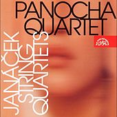 Janacek: String Quartets Nos. 1 & 2 by Panocha Quartet