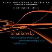 Tchaikovsky: Violin Concerto in D Major, Op. 35 by Zino Vinnikov