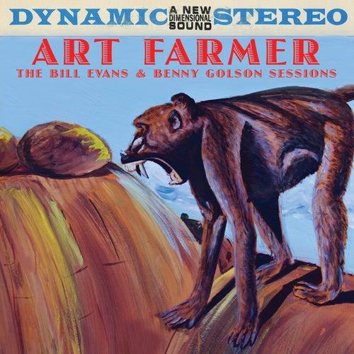The Bill Evans & Benny Golson Sessions by Art Farmer