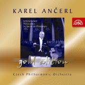 Ancerl Gold Edition  5 Stravinsky:  Petrushka, Le Sacre du Printemps by Czech Philharmonic Orchestra