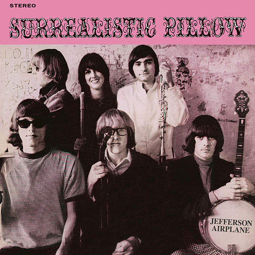 Surrealistic Pillow de Jefferson Airplane