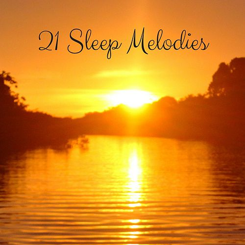 21 Sleep Melodies de Meditation Music Zone