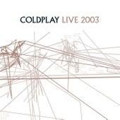 Live 2003 de Coldplay