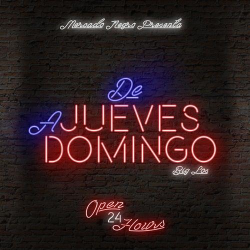 De Jueves a Domingo by Big Los