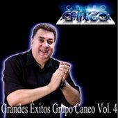 Grandes Éxitos Grupo Caneo, Vol. 4 de Grupo Caneo