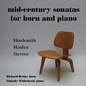 Mid-Century Sonatas for Horn and Piano by Richard Deane