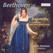 BEETHOVEN, L. van: Bagatelles (Nicholson) by Linda Nicholson