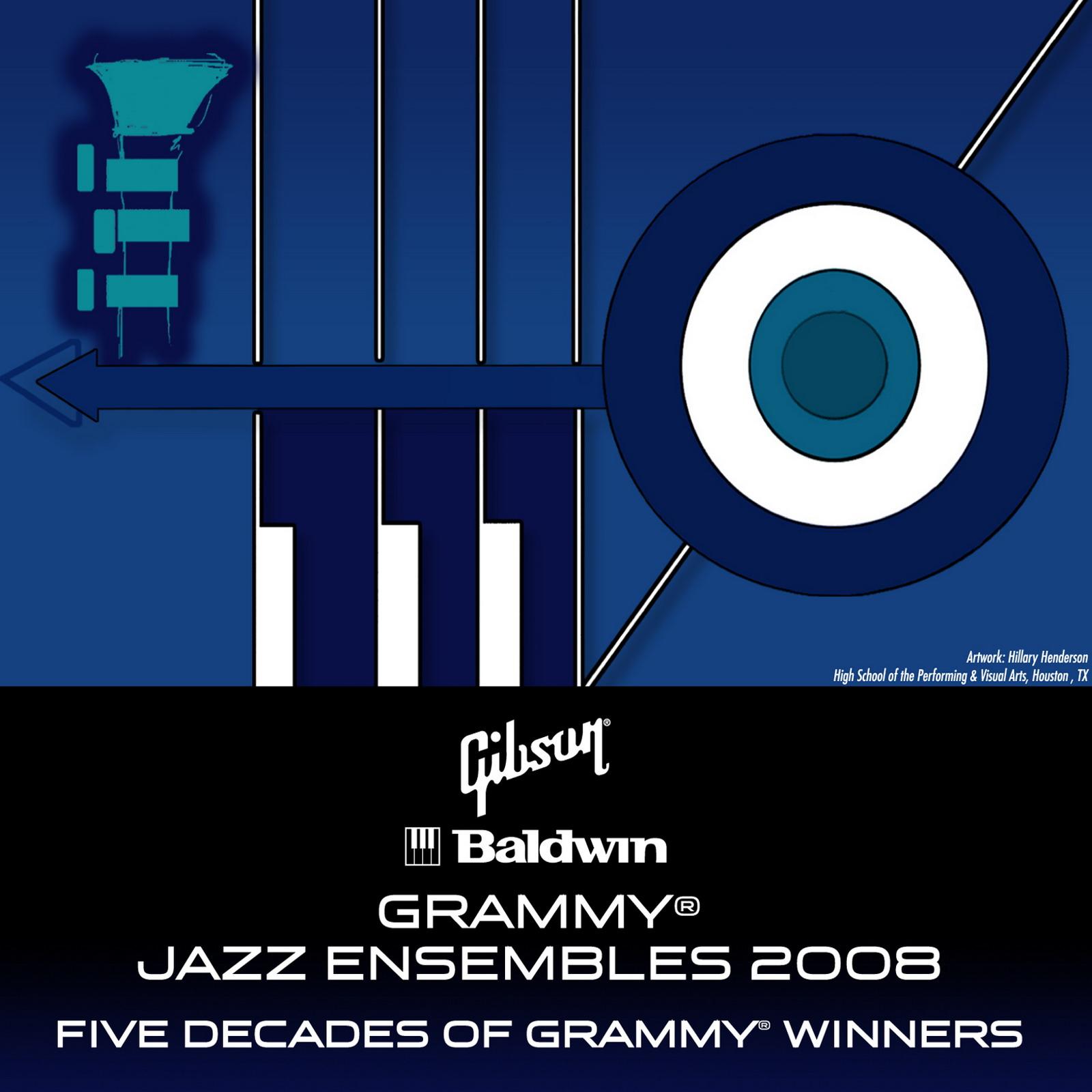 Gibson-baldwin Grammy Jazz Ensembles 2008 by GRAMMY Jazz Ensembles