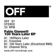 100 Years Later - Single by Fabio Giannelli