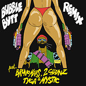 Bubble Butt (Remix) [feat. Bruno Mars, 2 Chainz, Tyga & Mystic] von Major Lazer