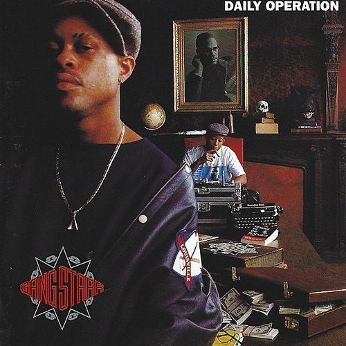 Daily Operations by Gang Starr