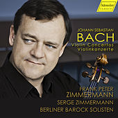 Bach: Violin Concertos by Frank Peter Zimmermann