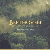 Beethoven: Piano Sonatas Nos. 12, 15, 19, 20 & 27 von Maurizio Zaccaria