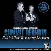 Summit Reunion: Recorded Live in Hamburg 1994 by Bob Wilber