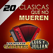 20 Clasicas Que No Mueren by Various Artists