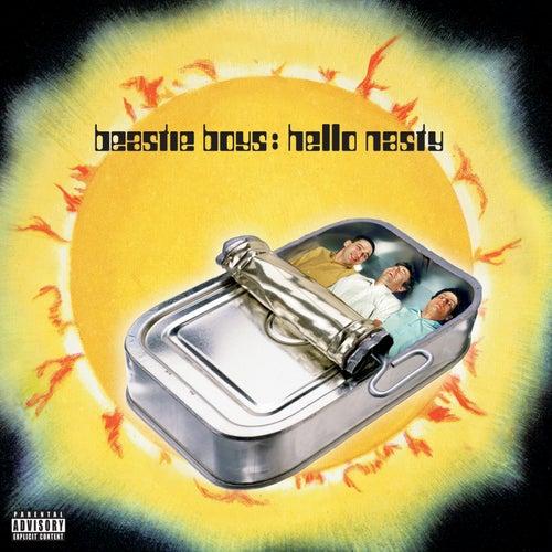 Hello Nasty by Beastie Boys