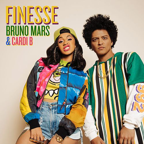 Finesse (Remix) [feat. Cardi B] de Bruno Mars