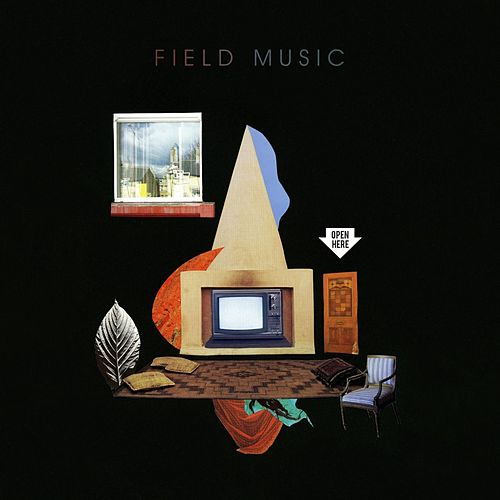 Share a Pillow by Field Music