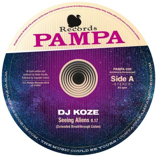 Seeing Aliens by DJ Koze