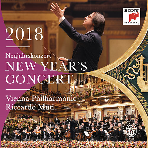 New Year's Concert 2018 / Neujahrskonzert 2018 / Concert du Nouvel An 2018 by Wiener Philharmoniker