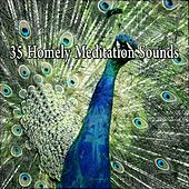 35 Homely Meditation Sounds von Entspannungsmusik