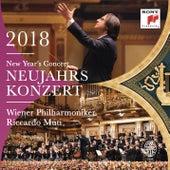Neujahrskonzert 2018 / New Year's Concert 2018 von Wiener Philharmoniker