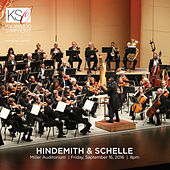Hindemith & Schelle (Live) by Kalamazoo Symphony Orchestra