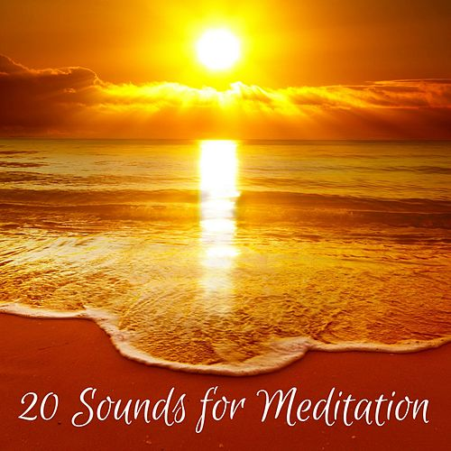 20 Sounds for Meditation de Meditation Music Zone