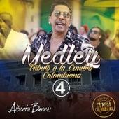 Medley Tributo A La Cumbia Colombiana 4 by Alberto Barros