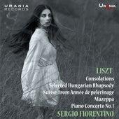 Fiorentino Plays Liszt by Sergio Fiorentino