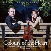 Colours of the Heart by Midori Komachi
