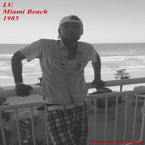 Miami Beach 1985 by L.V.