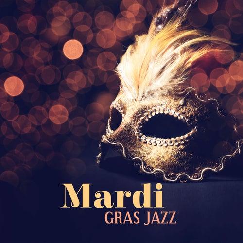 Mardi Gras Jazz (Best Music from New Orleans, Street Party, Big Masquerade with Jazz Lounge) von Background Instrumental Music Collective