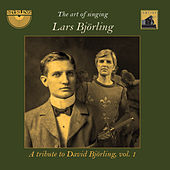 The Art of Singing: A Tribute to David Björling by Various Artists