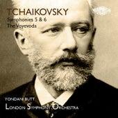Tchaikovsky: Symphonies Nos. 5 & 6 de London Symphony Orchestra