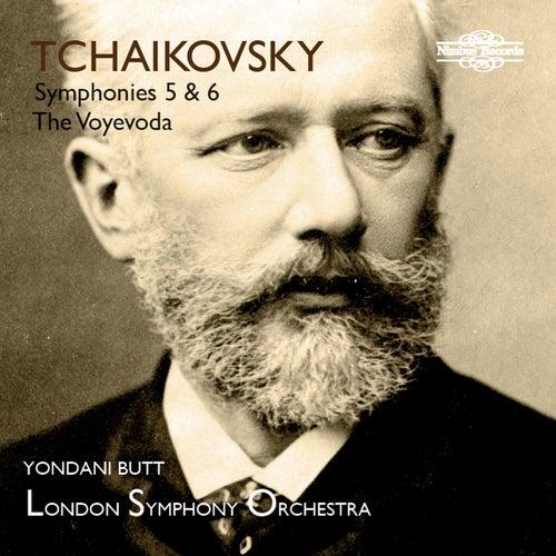 Tchaikovsky: Symphonies Nos. 5 & 6 by London Symphony Orchestra